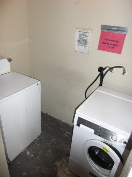 Richmond 5 Unit Apartment  -  Laundry