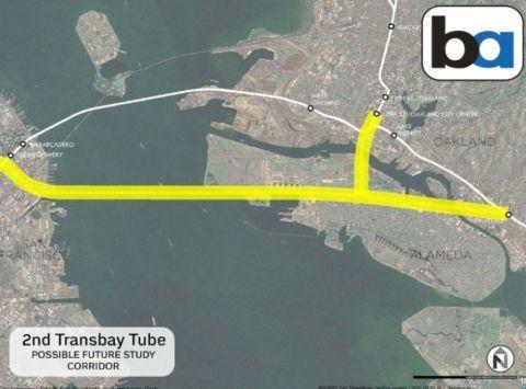 2nd Bart Tube
