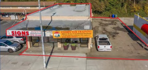 Freestanding Retail Building For Sale
