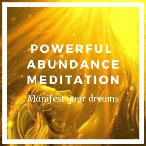 powerful abundance meditation