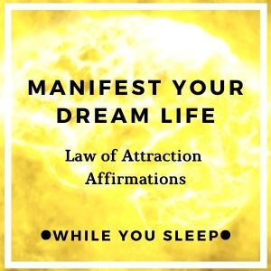 manifest your dream life while you sleep