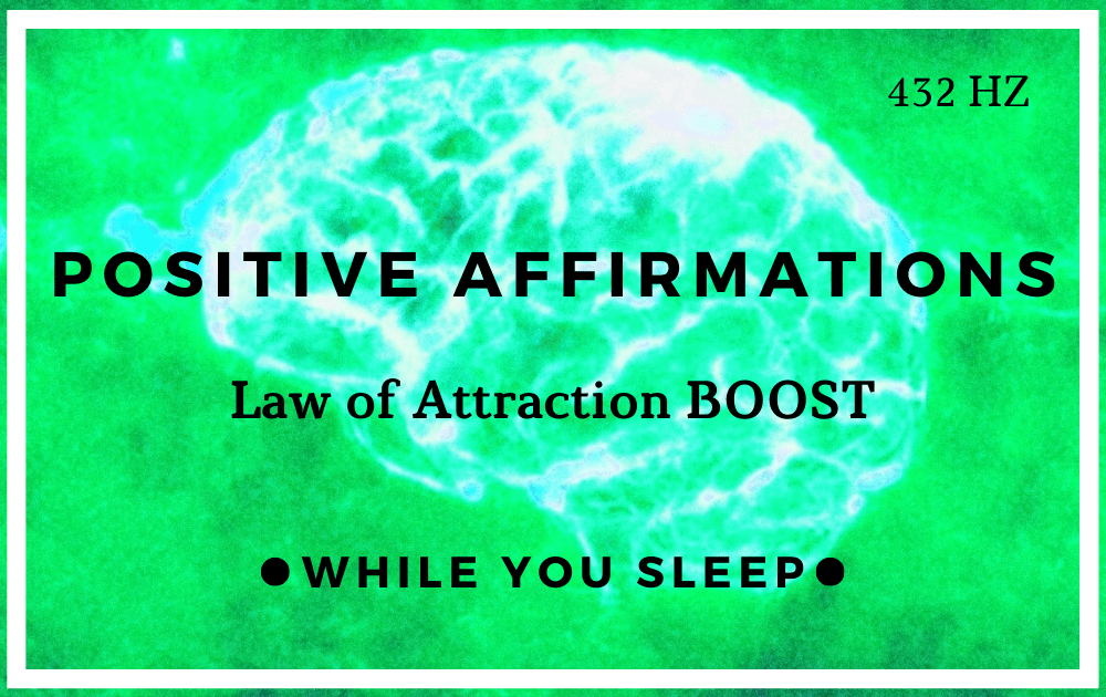 Positive Affirmations - Reprogram Your Mind
