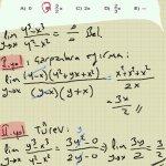 Matematik limit sorularinda bazi belirsiLikler turev ilede cozulebilir. Basarilar.