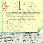 Lys2 2012 fizik 20.soru cozum