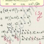 10! Acildiktan sonra denklemde 3 ve 7 nin tam kareye tamamlanmasi gerektigi gozlemleyelim..