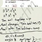 Yam bolenlerin toplamının sıfır oldugunu unutma. #ygs modeli bir soru. xx=10x+x=11x tir.