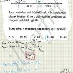 Atış şablonlarını doğru kullanip matematik denklemleri ile sonuca gidilir.