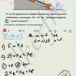 lys 2013 fizik 6. soru çözümü
