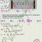 #lys 2013 fizik 13. soru çözümü