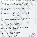Trigonometrik Denklemler #ygs #lys matematik fem Yayınları Extreme soru çözüm