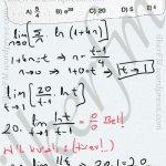 0/0 belirsizliklerinde L'hospital kuralı #ygs #lys matematik fem Yayınları Limit türev