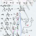 Toplam Sembollerinde Limit #ygs #lys matematik fem Yayınları
