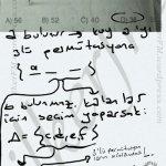 3lü Permutasyonlarin sayısı soru çözüm