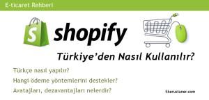 Shopify Türkçe