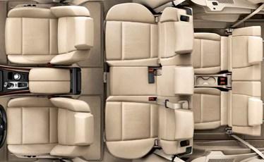 BMW X5 7 koltuklu