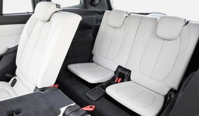 BMW 2 Gran Tourer 7 kişilik araç