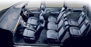 Ford Galaxy 7 kişilik aile arabası