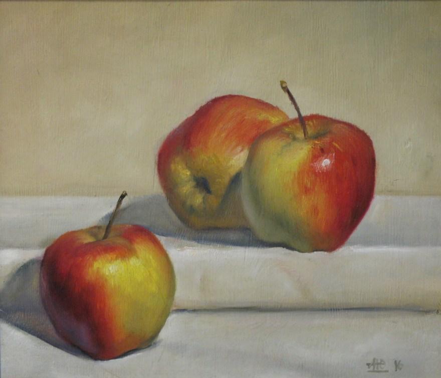 158. Kolme omenaa