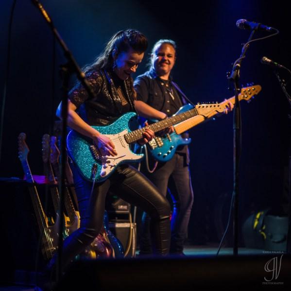 Monstress of Guitar: Erja Lyytinen