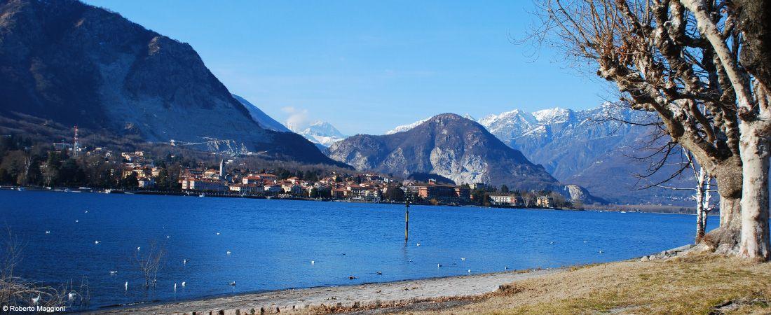 Baveno  Rinomato centro turistico e di villeggiatura sul lago Maggiore