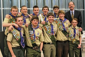 Boy Scouts @ Department Headquarters | Wichita | Kansas | United States