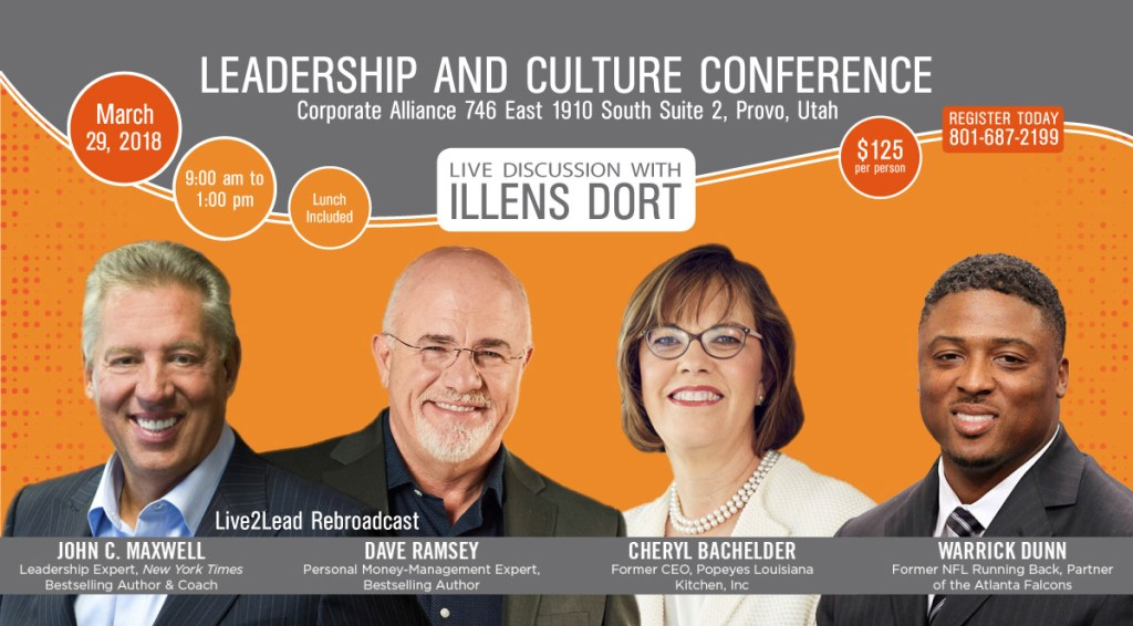 Leadership & Culture Conference with Illens Dort
