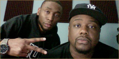 "Phonte & 9th Wonder ""Paper Lines"""