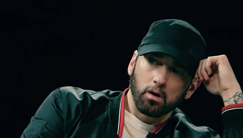 Eminem and  Sway – The Kamikaze Interview (full)
