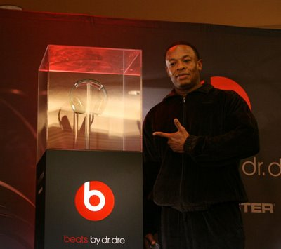 Dr Dre's Beats Electronics LLC being sued by rival company