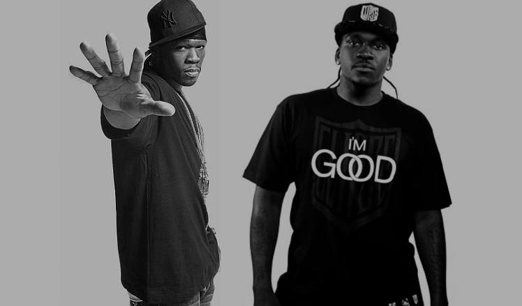 "Pusha T. ft. 50 Cent ""Cook It Down"""