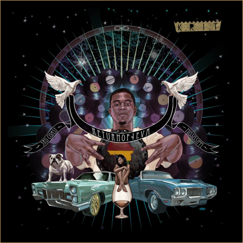 "Big K.R.I.T. ""ReturnOf4Eva"""