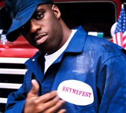 Rhymefest Goes Political