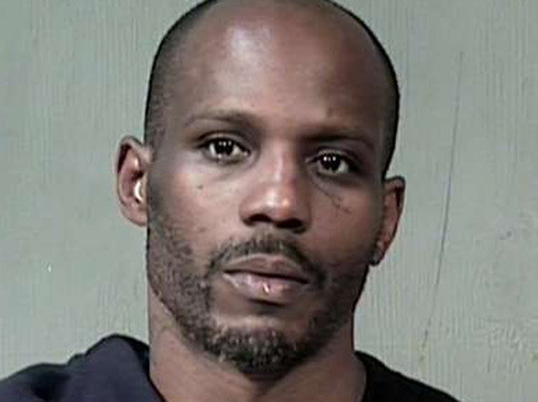 DMX Back In Jail