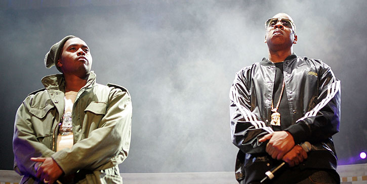 Nas – Brings Out Jay Z – Rock The Bells