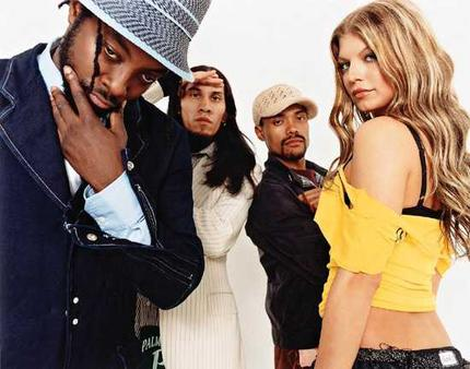 NEW VIDEO – Black Eyed Peas – The Time (Dirty Bit)