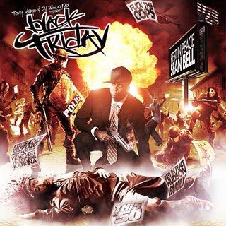 Tony Yayo – Black Friday – Mixtape
