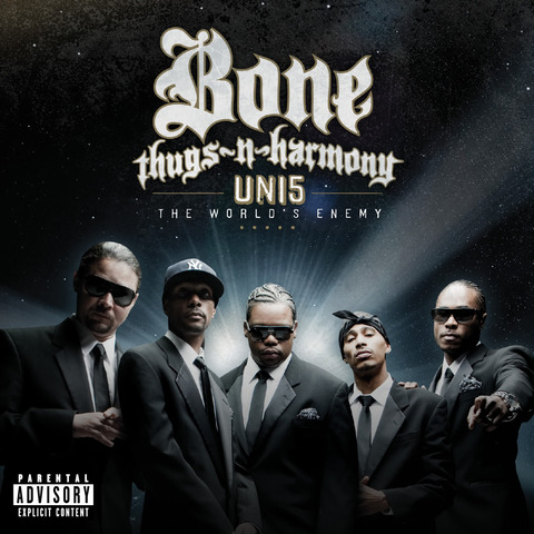 Bone Thugs-N-Harmony – Uni5 The Worlds Enemy – Album
