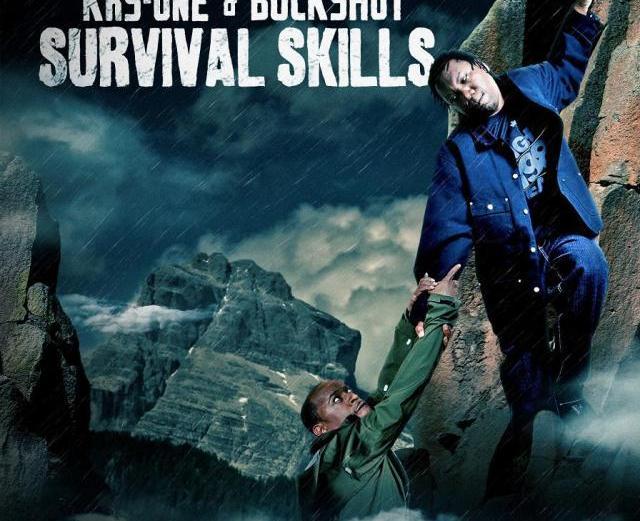 KRS-One & Buckshot Ft Immortal Technique-Runnin Away (Prod. by Black Milk)