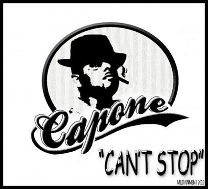 "Capone ""Can't Stop"""