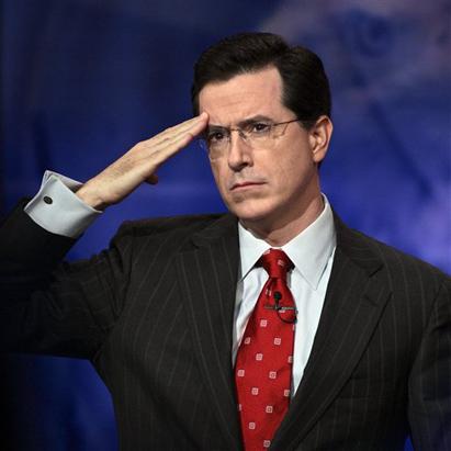 Stephen Colbert vs Michael Steele – Battle