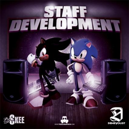 Charles Hamilton – Staff Development (Mixtape)