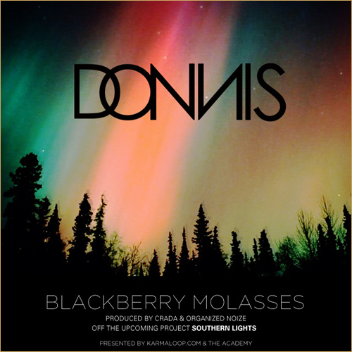 "Donnis ""Blackberry Molasses"""