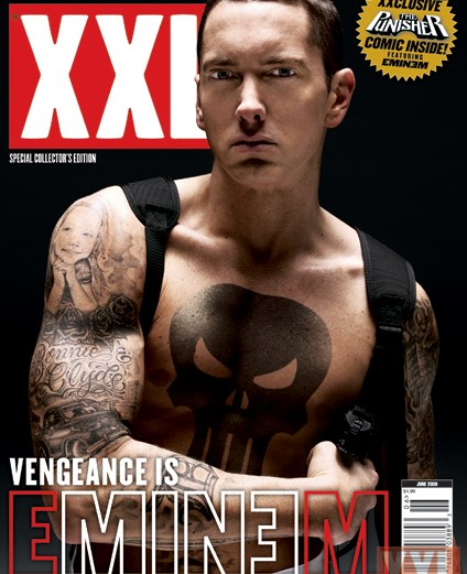 Eminem – XXL – Interview – Writing Or Not Writing