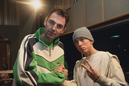 Eminem – Tim Westwood – Snippets – Nick Cannon, Voice