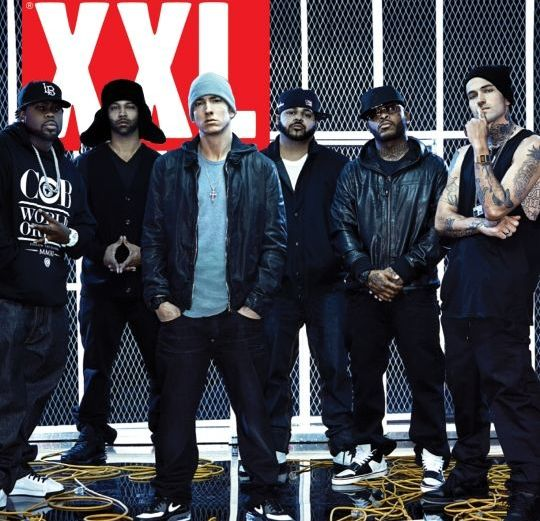 Eminem Ft. Slaughterhouse & Yelawolf – Shady 2.0