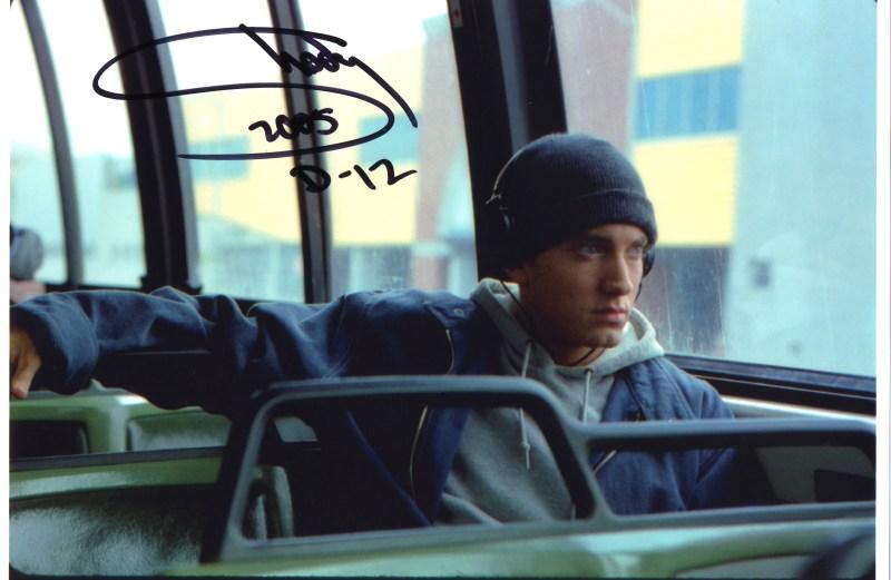 Eminem – Promotes – Detroit – Final Four
