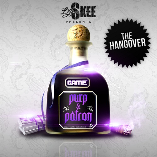 "Game ""Purp & Patron"" (Hangover Edition)"
