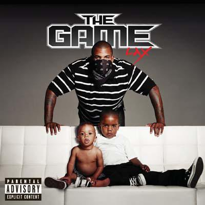 The Game – L.A.X – Tracklist – Cover