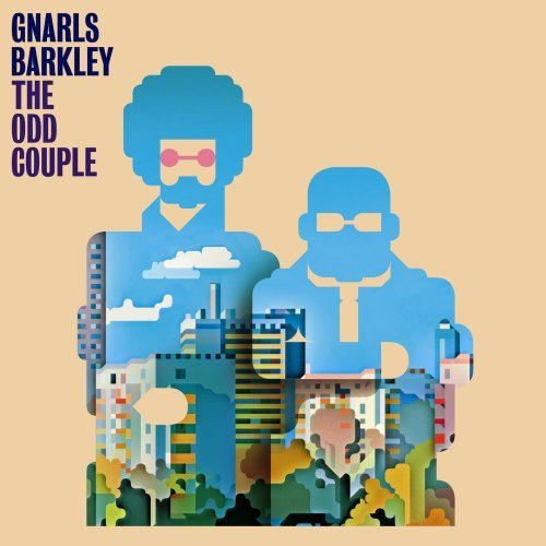 Gnarls Barkley – The Odd Couple – Leaks