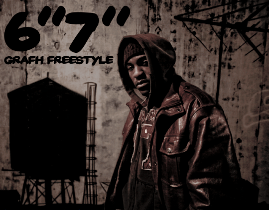 "Grafh ""6'7 Freestyle"""